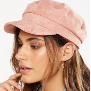 NWT Bailey Baker Boy Cap